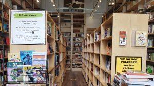 Massy Books interior