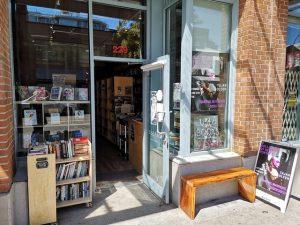 Massy Books Storefront